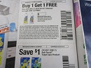 15 Coupons Buy 1 Get 1 FREE Soft Scrub Cleanser + $1/1 Soft Scrub Toilet Care 3/24/2019
