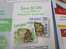15 Coupons $1/1 EatingWell Froizen Item 5/31/2019