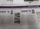 15 Coupons $2/1 Bausch + Lomb Lumify 2.5ml + $4/1 Bausch + Lomb Lumify 7.5ml 4/10/2019