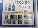 15 Coupons $1/1 Crest Mouthwash 16oz+ 3/9/2019