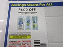 15 Coupons $1/1 Secret Fresh Outlast or Active 2.6oz 3/9/2019