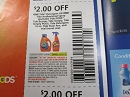15 Coupons $2/1 Tide Detergent or Antibacterial Spray 3/30/2019