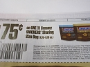 15 Coupons $.75/1 Creamy Snickers Sharing Size Bag DND 4/14/2019