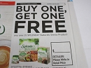 15 Coupons Buy 1 Get 1 FREE Splenda Naturals Stevia 6/30/2019