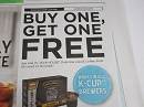 15 Coupons Buy 1 Get 1 FREE Java House Dual Use Liquid Coffee Pods 6 or 12ct 5/10/2019