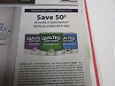 15 Coupons $.50/1 Quilted Northern Bath Tissue 6 Double Roll+ 4/17/2019