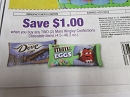 15 Coupons $1/2 Mars Wrigley Confections Chocolate Item 4.5 -46.2oz DND 4/21/2019