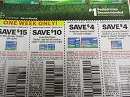 15 Coupons $15/1 Claritin 90ct + $10/1 Claritin Liquid Gels 3/24/2019 + $4/1 Claritin 30ct + $4/1 Childrens 8oz or 20ct 4/14/2019