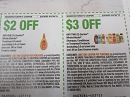 15 Coupons $2/1 Garnier Whole Blends Treatment + $3/2 Garnier Whole Blends Shampoo Conditioner or Treatment 3/30/2019