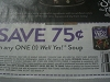 15 Coupons $.75/1 Well Yes Soup 11/26/2017
