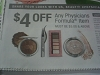 15 Coupons $4/1 Physicians Formula Item of $5 or more 10/28/2017
