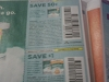 15 Coupons $.50/1 Angel Soft Bath Tissue 4 Double Roll + 15 Coupons $1/1 Angel Soft Bath Tissue 12 Roll or 6 Mega 1/3/2018