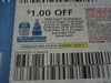 15 Coupons $1/2 Crest Toothpaste 3.0oz Rinse 473ml or Oral B Glide Floss 35m+ 12/23/2017