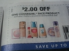 15 Coupons $2/1 Covergirl Face 1/6/2018