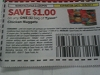 15 Coupons $1/1 Tyson Chicken Nuggets 10/8/2017