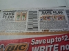 15 COUPONS $1/1 BIC XTRA FUN PENCIL + 15 COUPONS $1/2 BIC STATIONERY 9/2/2017