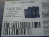 15 Coupons $.75/1 Suave Men Hair Care 8/20/2017