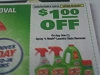15 Coupons $1/1 Spray n Wash Laundry Stain Remover 9/30/2017