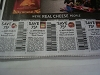 15 Coupons $.75/1 Sargento Balanced Breaks + 15 Coupons $.75/1 String or Stick Cheese + 15 Coupons $.75/1 Sweet Balanced Breaks + 15 Coupons $1/1 Snack Bites DND 10/14/2017