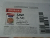15 Coupons $.50/2 Zatarain's Rice or Pasta Dinner Mixes 10/2/2017