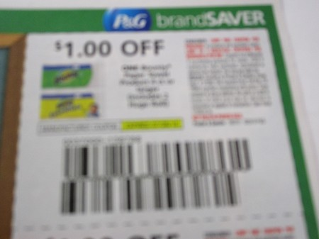 15 Coupons $1/1 Bounty Paper Towels 4ct 7/28/2018