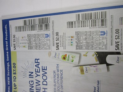 15 Coupons $3/2 Dove Hair Care + $2/1 Dove DeremaCare + $2/1 Dove Men+Care Hair Care 1/19/2019