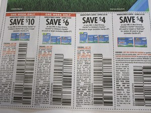 15 Coupons $10/1 Claritin 60ct + $6/1 Claritin 24ct 5/10/2020 + $4/1 Claritin 24ct + $4/1 Children's Claritin  Chewables 20ct 5/31/2020