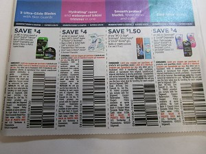 15 Coupons $4/1 Schick Hydro or Quattro Titanium Razor + $4/1 Intuition Schick Quattro for Women + $1.50/2 Edge Skintimate Shave Gel + $4/1 Schick Disposable 8/8/2020