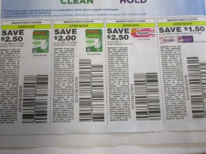 15 Coupons $2.50/1 Polident 120ct 8/9/2020 + $2/1 Polident 84ct 8/25/2020  + $2.50/1 Super Poligrip 2or 3ct 8/9/2020 + $1.50/1 Super Poligrip 2oz 8/25/2020