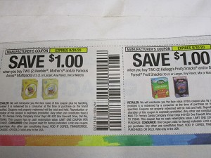 15 Coupons $1/2 Keebler, Mother's or Famous Amos Multipacks 12ct + $1/2 Kellogg's Fruity Snacks or Black Forest Fruit Snacks 9/30/2020