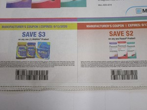 15 Coupons $3/1 Midnite + $2/1 Feasol 9/13/2020