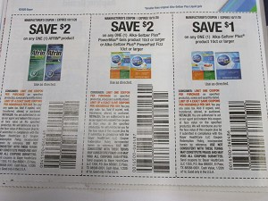 15 Coupons $2/1 Affrin + $2/1 Alka Seltzer Plus PowerMax Gels + $1/1 Alka Seltzer Plus 10/11/2020