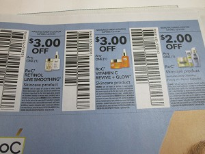 15 Coupons $3/1 Roc Retinol Line Smoothing + $3/1 Roc Vitamin C Revive + Glow + $2/1 Roc Skincare 12/31/2020
