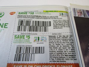 15 Coupons $10/1 Flonase 120ct 2/21/2021 + $5/1 Flonase 60ct 2/28/2021